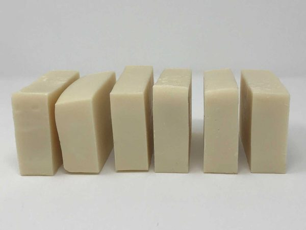 Row of 6 Baby Soft Soaps