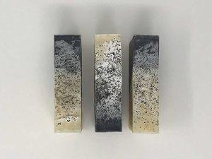 3 Bars of Charcoal Soap