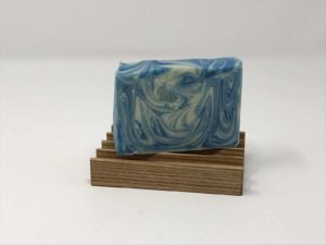 Soap dish for taller soaps