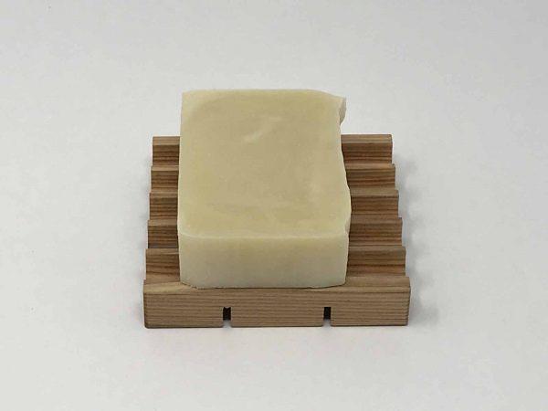 Square soap dish holder handmade